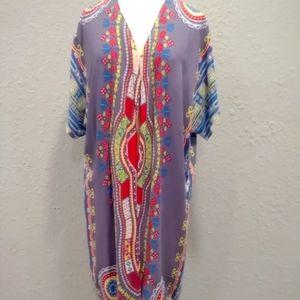 BNWT boho chic kimono/coverup